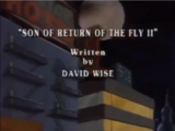 Son of Return of the Fly II