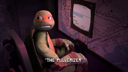 The Pulverizer (episode) title