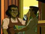 Baxter Stockman's mother (2003 TV series)