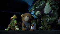 Michelangelo's Teddy Bear 4