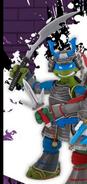Samurai Leonardo Action Figure 2017