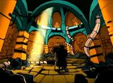 TMNT 03 Y'Lyntian Stronghold a