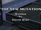 The New Mutation