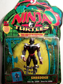 Shredder 1997 figure