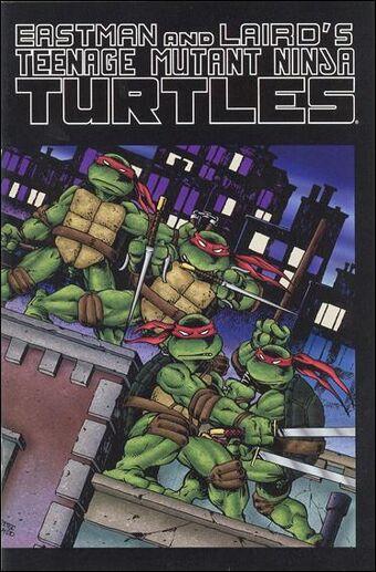 Teenage Mutant Ninja Turtles Franchise Tmntpedia Fandom
