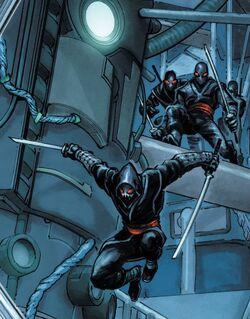 Batmantmnt - foot ninja