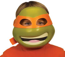 TMNT DLXMask Mike pu2