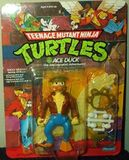 Ace Duck Actionfigur