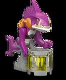 CGI Lego Fishface