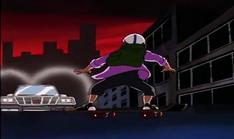 Mobster from dimension x 42 - skateboarding