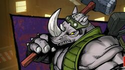 Rock mutantsinman