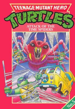 Timespiders