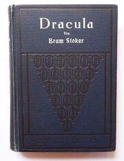 Dracula Bram Stoker dt
