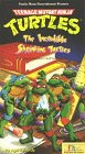TMNT The Incredible Shrinking Turtles VHS