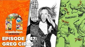 Episode 47 Greg Cipes Nick Animation Podcast