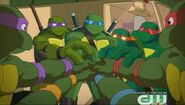 Turtles Forever 03 and 87