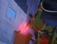 Doomquest 16 - mikey swinging