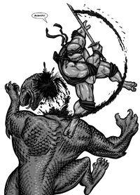 King Komodo death