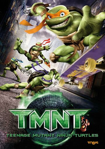Teenage mutant ninja turtles bild 1