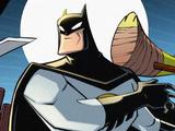 Bruce Wayne (DC Animated Universe)