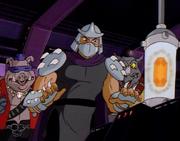 Cyber-turtles 23 - firestar