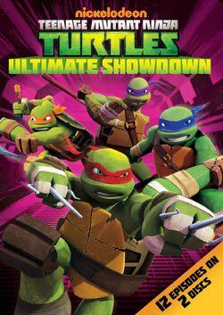 TMNT Ultimate Showdown