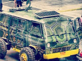 Turtle Assault Van (Paramount)