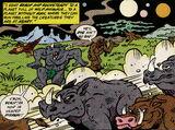 Archie dimension x planet eden 1