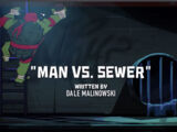 Man VS. Sewer
