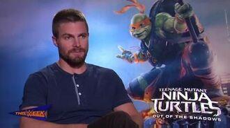 "Sheamus interviews his ""Teenage Mutant Ninja Turtles"" co-stars"