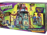 Secret Sewer Lair Playset (2012 toy)