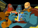 08 Clash of the Turtle Titans - Fast Forward - Season 06 - TMNT 2003 7-35 screenshot