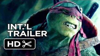 Teenage Mutant Ninja Turtles Official International Trailer