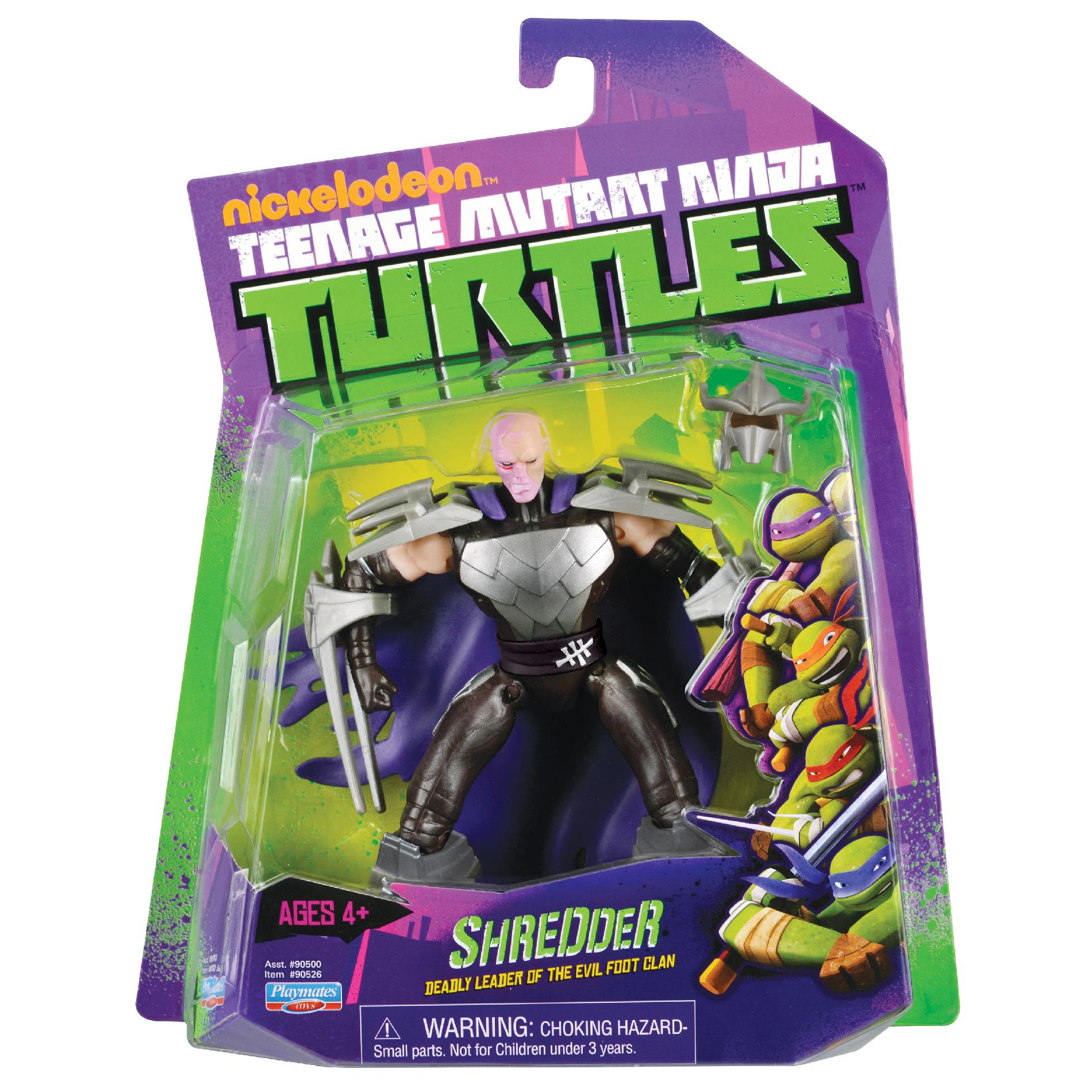Teenage Mutant Ninja Turtles 2012 Neuralizer Toy : Shredder action figure tmntpedia fandom powered