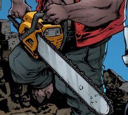 Idw - roberta chainsaw