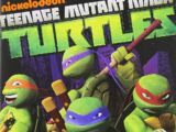 Rise of the Turtles (home media release)