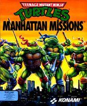 TMNT-Manhattan-Missions