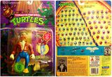 Ace Duck Actionfigur 1994 plus Karte