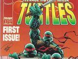 Teenage Mutant Ninja Turtles issue 1 (Image)