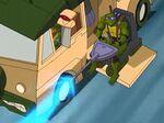 Don 2003 Turtle Van