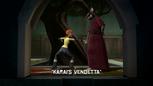 Karai's Vendetta title