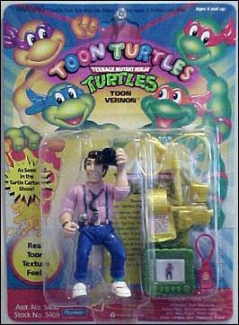 Toon Vernon 1992 figure