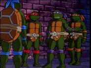 Wrath of the rat king 32 - turtles