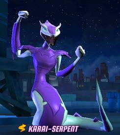 Karai-serpent legends