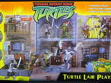 Turtle Lair Playset (2003 toy)