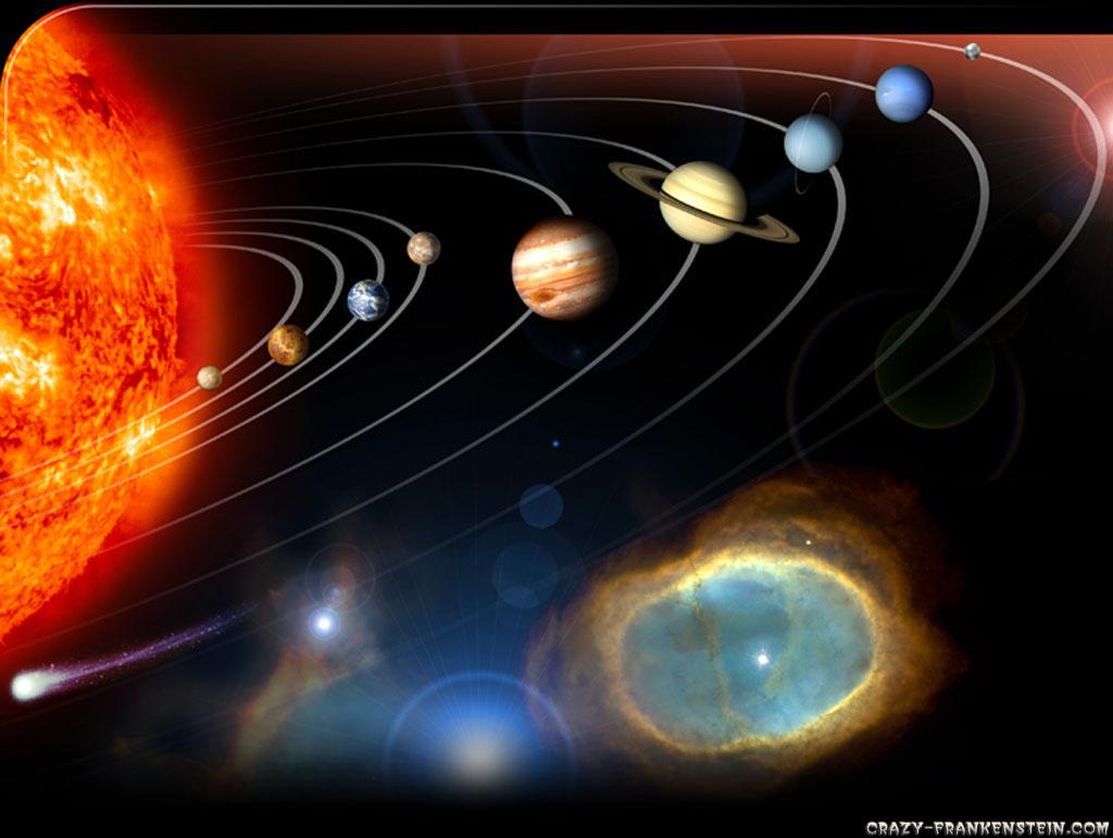 Solar System Wallpaper 300