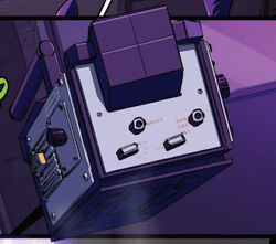 Idw - ghostbusters trap