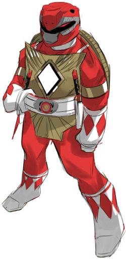 Raph red profile