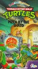 TMNT Pizza by the Shred VHS