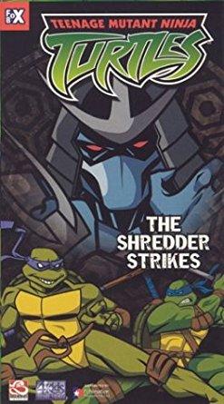 Theshredderstrikesvhs